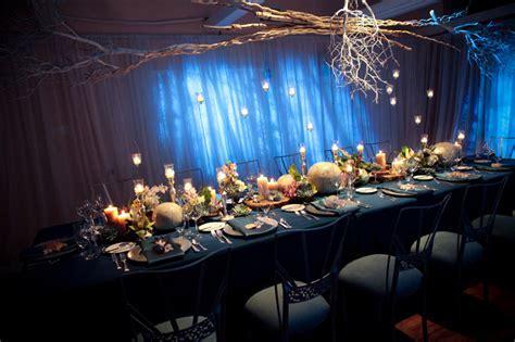 modern ocean theme wedding tablescape   Elizabeth Anne