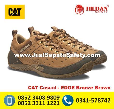 Daftar Sepatu Caterpillar Asli cat casual edge bronze brown caterpillar shoes