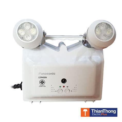 Lu Emergency Led Panasonic panasonic ไฟฉ กเฉ น led emergency light ldr400n เท ยนทองการไฟฟ า อ นด บ 1 อ ปกรณ ไฟฟ าออนไลน