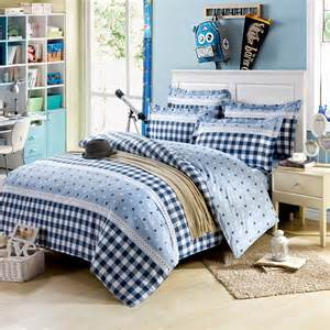 buy wholesale plaid duvet cover from china plaid