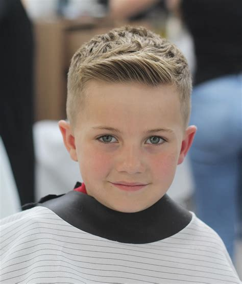 toddler boy with blonde hair styles best 34 gorgeous kids boys haircuts for 2018