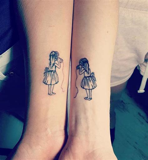 cute best friend tattoos 23 best friend tattoos for you and your bff crazyforus