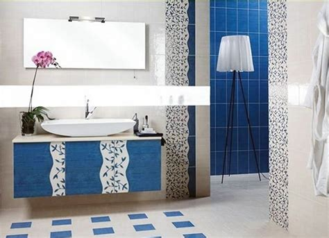 blue bathroom ideas blue white bathroom decorations