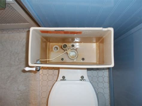 my toilet has brown stains new guts bradaptation
