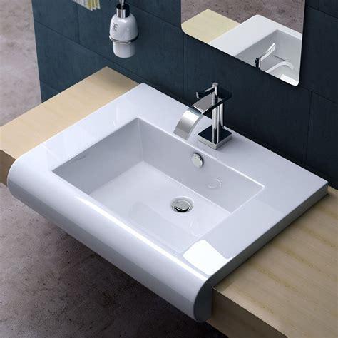 badezimmer waschbecken für granit countertops durovin bathroom white basin sink range wall mounted
