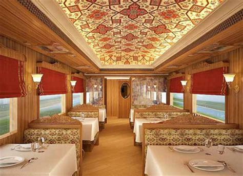 maharaja express train greatest rail journeys insight 4 indian trains among world s best railways rediff com
