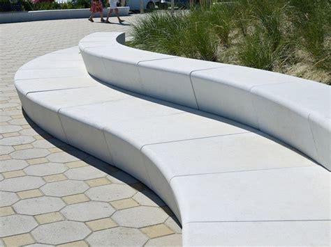 custom concrete benches custom concrete benches le touquet beachfront fr