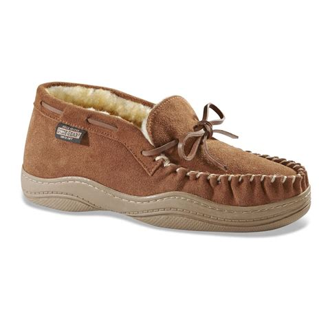 mocassin slippers guide gear s chukka moccasin slippers 106988