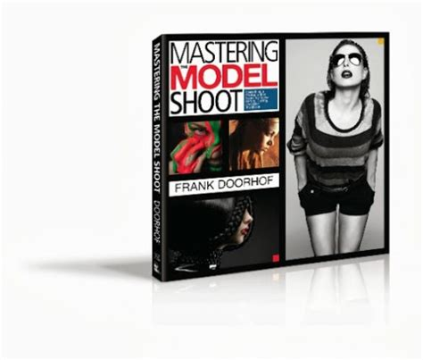 libro mastering the model shoot spring some swag with tether tools and frank doorhof tether talk