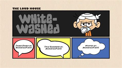 groundhog day fanfiction image whitewashed title card jpg the loud house