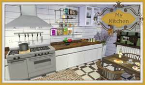 Cheap White Dining Room Sets sims 4 speed build my kitchen youtube