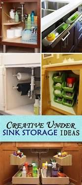 creative under sink storage ideas � veryhom