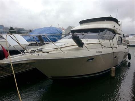 used boats for sale richmond bc print listing bayliner avanti sedan bridge 1996 used