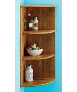 Bamboo Wall Mounted Corner Shelf Review Compare Prices Corner Shelves For Bathroom Wall Mounted