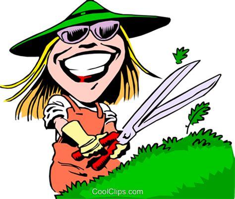 Garten Clipart by Garten Karikatur Vektor Clipart Bild Cart0163 Coolclips