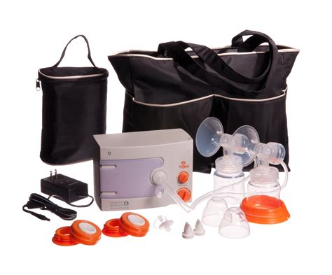 Breast Adaptor Set hygeia q breast with deluxe tote pas personal