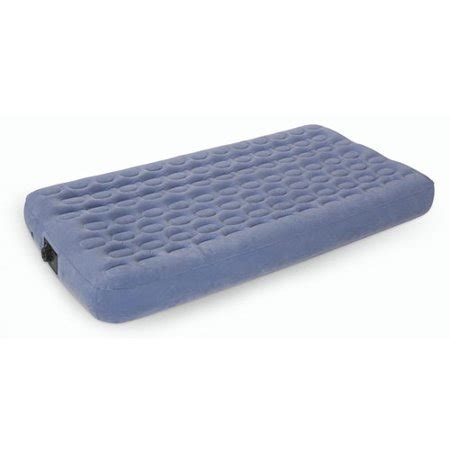 mainstays air bed with built in walmart