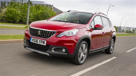 peugeot awd cars 2018 peugeot 2008 review top gear