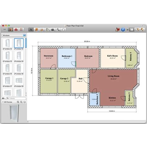 Home Design Software Apple Mac Best Home Design Software That Works For Macs