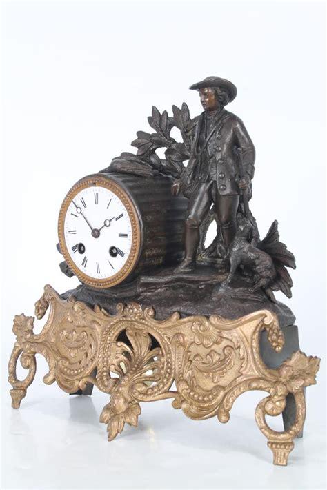 orologi da camino antico orologio a pendolo da camino francese