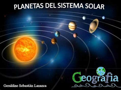 imagenes extrañas de otros planetas sistema solar planetas