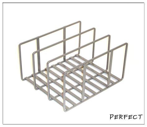 baking tray rack kitchen pantry cut board rack portable baking tray rack