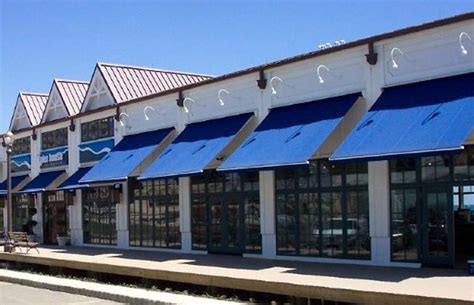 Business Awnings And Canopies by Commercial Canvas Awnings