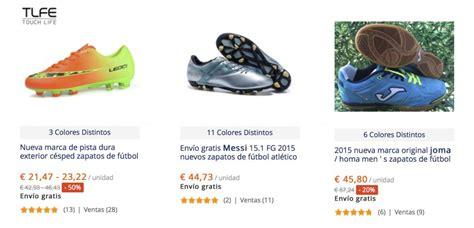 tenis futbol sala baratos c 243 mo comprar botas de f 250 tbol baratas en aliexpress