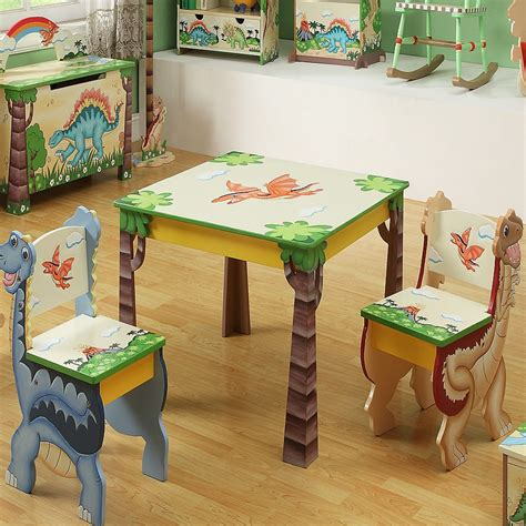 dinosaur table and chair set useful tips for buying toddler table and chair teamson