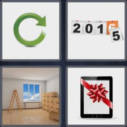 4 Pics 1 Word 3 Letters