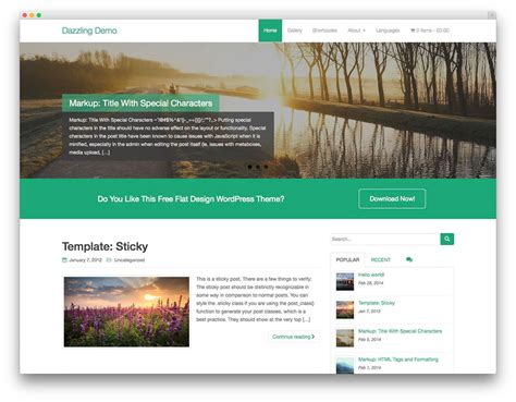 wrapbootstrap free themes 25 best free wordpress themes built with bootstrap 2017