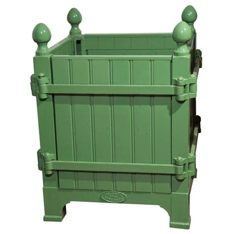 Versailles Planters by Oak And Iron Versailles Planter Boxes At 1stdibs
