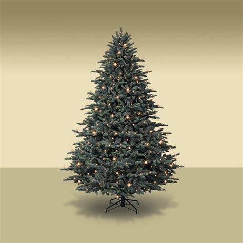 5 5 balsam hill 174 noble fir pre lit artificial christmas
