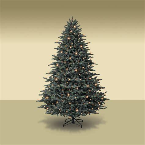 black hills fir pre lit 5 5 balsam hill 174 noble fir pre lit artificial tree modern trees