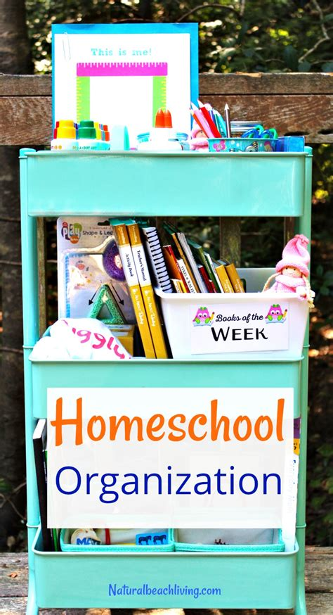 home organization tips and tricks the natural homeschool 5 homeschool organization tips for successful schooling