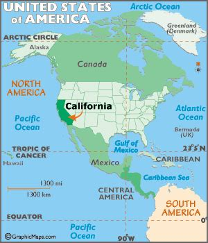 california map earth geography of california world atlas