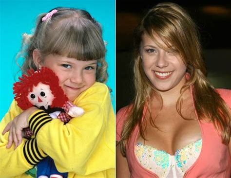 who plays stephanie in full house jodie sweetin played stephanie on full house celebrities then and now pinterest