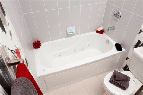 Mirolin Bathtub Reviews by Mirolin Sydney 5 Acrylic Drop In Whirlpool Bathtub