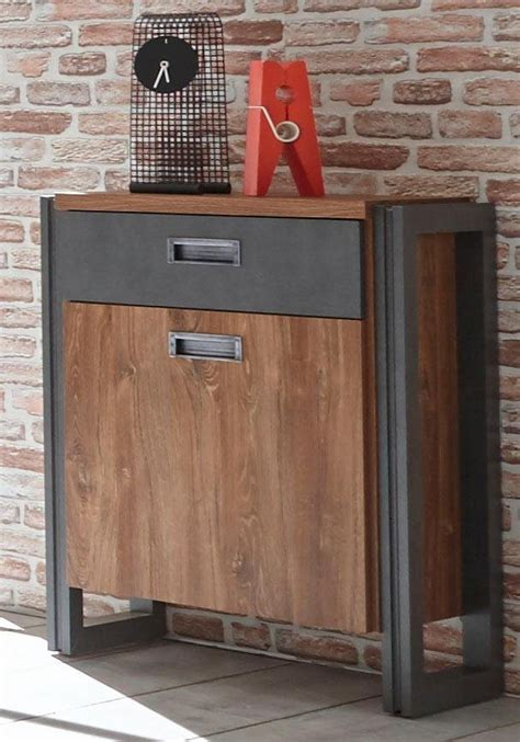 kommode industrial look home affaire kommode 187 detroit 171 54 cm breit im angesagten