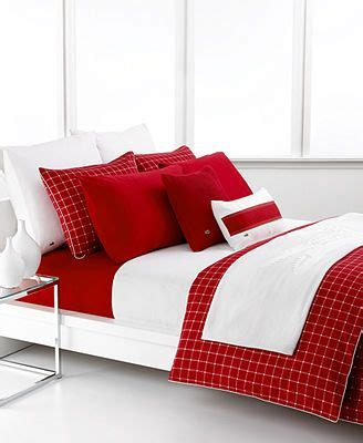 Lacoste Pillow Cases by Closeout Lacoste Denab Comforter And Duvet Cover Sets