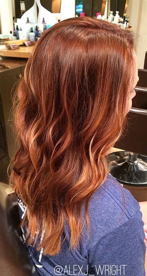 copper brown hair on pinterest color melting hair blonde hair exte best 25 copper blonde ideas on pinterest copper blonde