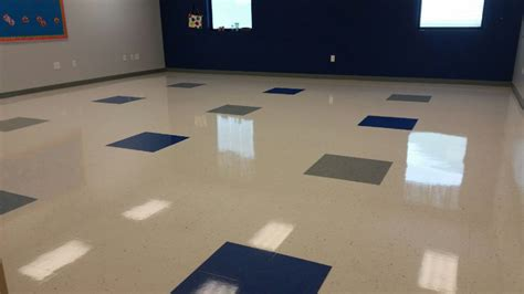 Floor Waxing by Commercial Cleaning For Winston Salem Businesses