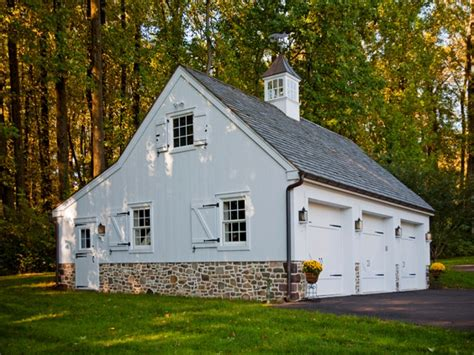 garage barn farmhouse with wrap around porch colonial farmhouse with