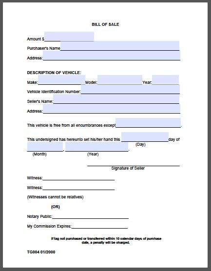 baldwin county boat bill of sale bill of sale form madison county free fillable pdf forms