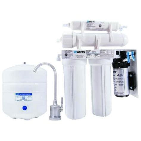 zero waste osmosis water filtration system zro 4