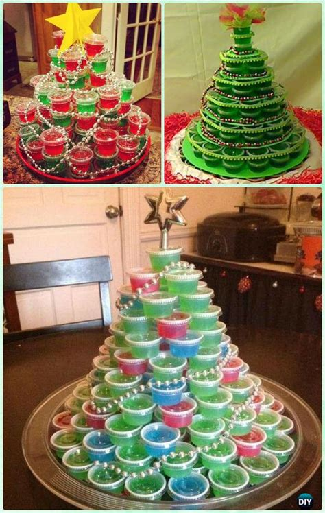 diy holiday jello shot recipes for christmas