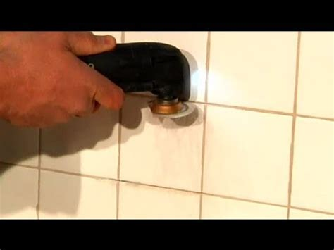 how to replace bathroom how to replace bath wall tile ceramic tile repair youtube