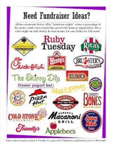Restaurants That Donate Gift Cards For Fundraisers - service ideas on pinterest fundraisers special olympics