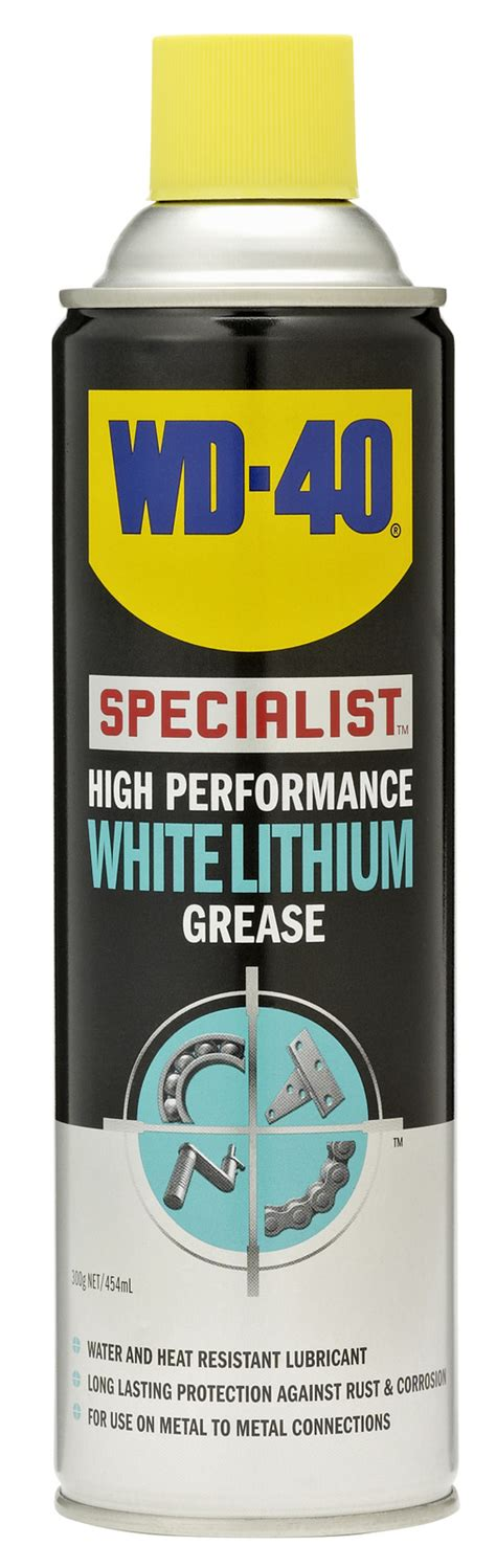 Promo Wd40 Specialist High Performance White Lithium Grease Jv 21l B wd 40 high performance white lithium grease 300g wd40