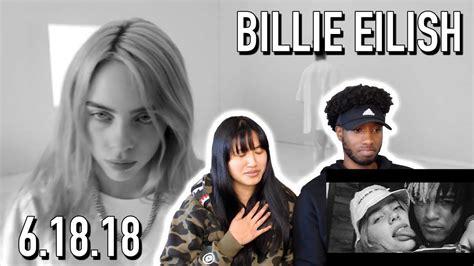 billie eilish xxxtentacion song billie eilish 6 18 18 unreleased song for xxxtentacion